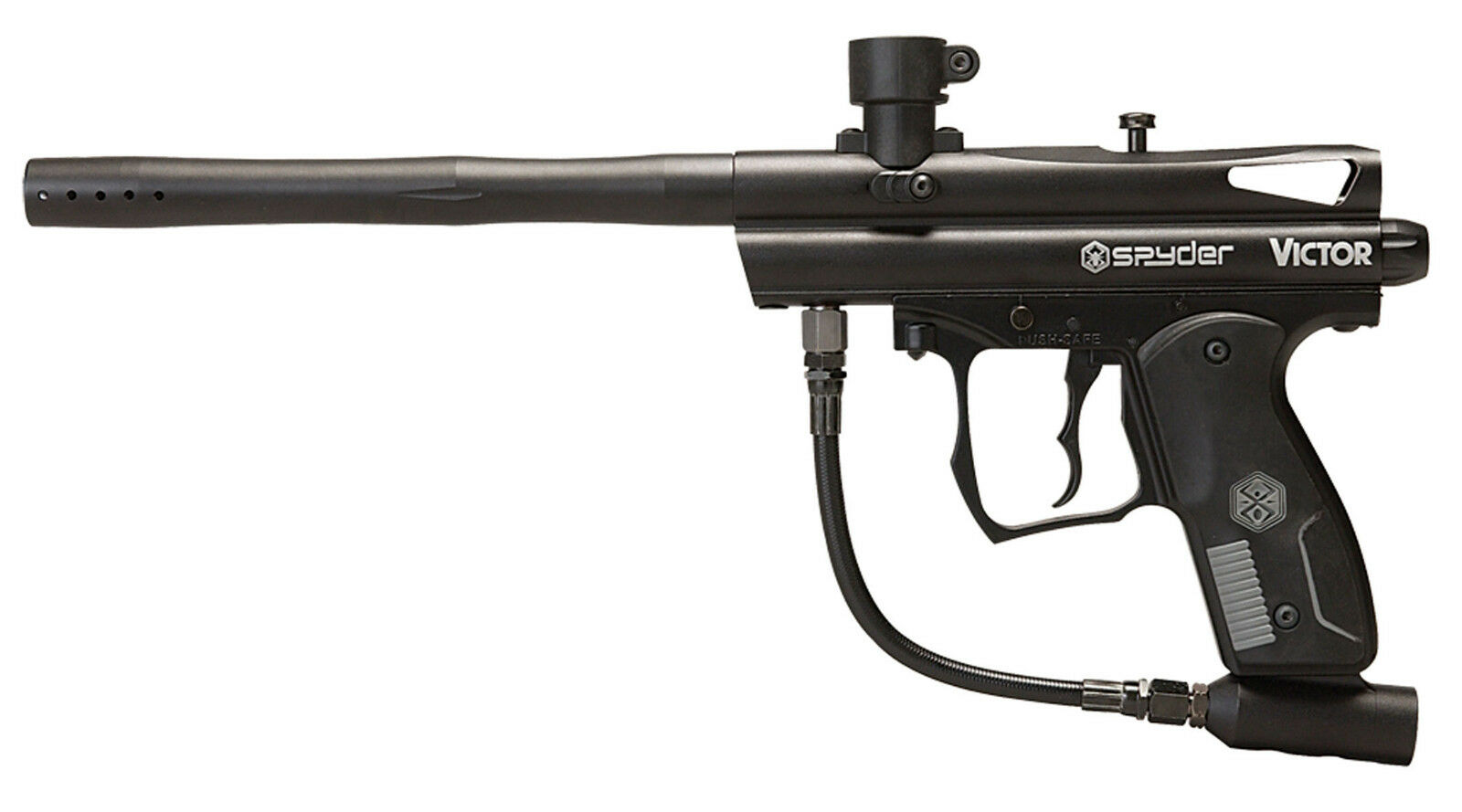 Spyder Victor Paintball Marker Gun - Black
