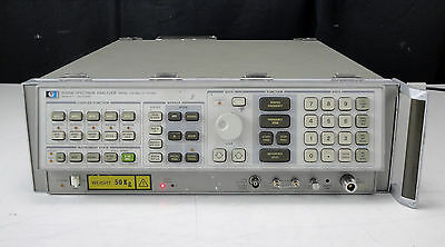 As-isparts - Agilent Hp 8566b Spectrum Analyzer 100 Hz-2.5ghz