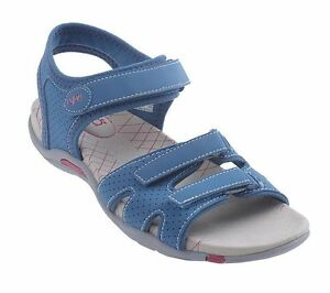 Ryka-Perforated-Quarter-Strap-Adjustable-Sandals-Shoes-CHOOSE-SZ-COLOR-QVC-60