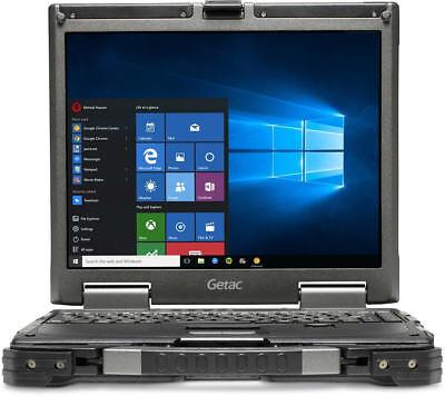 FULLY RUGGED GETAC B300-H Laptop - i5-2520M CPU✔8GB RAM (HAS MISSING PARTS)