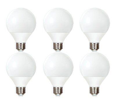 GE Energy Smart CFL 11-Watt 500-Lumen Light Bulb, Medium Base, 6-Pack ()