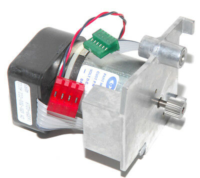 1 Computer Optical Products Brushed Dc Motor With Encoder 3770 Rpm 12vdc