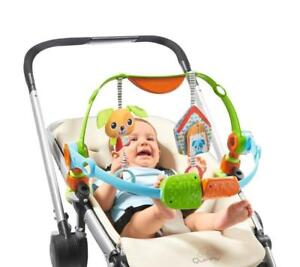 NEW Tiny Love TO0150700 Spin 'n' Kick Discovery Stroller Arch, Multi