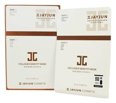 Jayjun Cosmetic Collagen Skin Fit Mask *UK seller* (1pc)