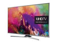 "Samsung ue50ju6800 50"" Smart 4k Ultra HD CRYSTAL COLOUR - 1400hz - wifi TV -FREEVIEW HD"