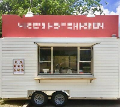 Lightly Used 2019 - 8 2 X 16 Mobile Kitchen Food Concession Trailer For Sale