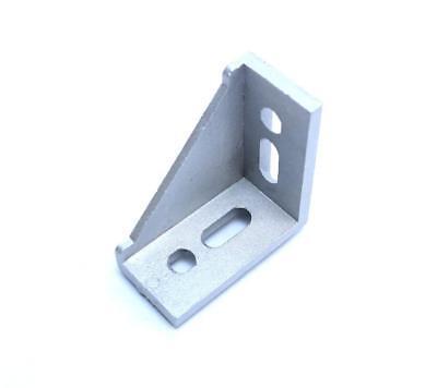 3060 Aluminum Corner Angle L Bracket For Reprap 3d Printers Cnc