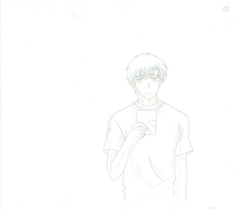 Anime Douga not Cel Chobits #131