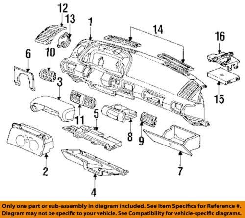 For General Motors Vehicles ICM New OEM DELPHI Ignition Control Module