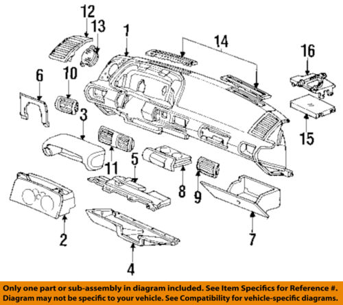 Details about GM OEM ICM Ignition-Control Module 88999196 on