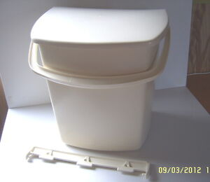 Elddis & Compass Caravan Door Waste Rubbish Bin Dustbin