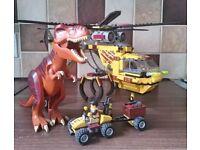 Lego Dino T-Rex Hunter + Instructions