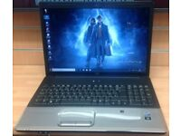 Used 17 Inch HP Laptop On Windows 10 Fully Reset & Ready To Use