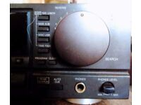 Marsh high quality CD player works perfectly