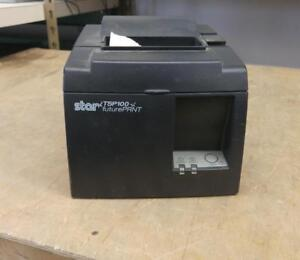 STAR TSP100 futurePRNT Point of Sale POS Printer. *USB and Ethernet interface*