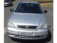Astra 1.6 Club Petrol Silver 4-Door