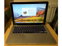Macbook Pro 13.3 2012 Core i5 2.5GH 10GB RAM 240GB SSD the newest MacOS and MS Office 2016 installed