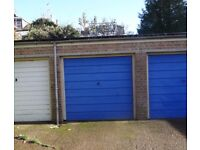 Secure garage to rent, Close to Hove Station & George St