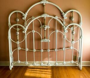 Brass Bed and Frame