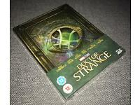 Doctor Strange Zavvi Exclusive Blu-ray Steelbook