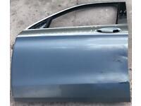 Mercedes GLC 2018 passenger side front door slight damage
