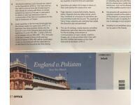 England vs Pakistan cricket lords 27 May