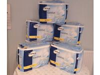 Tena comfort extra incontinent pads