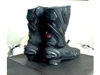 Sidi Cobra Gore Racing/Road Motorcycle Boots - SIZE 5