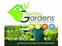 Garden Improvements & Maintenance Services