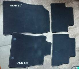Nissan Juke Tailored Car Mats