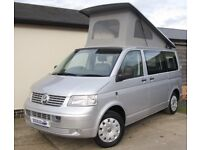 2009 VW T5 Danbury Surf 4-berth Pop-top Camper