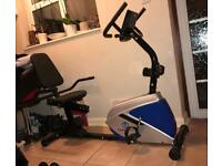New Exercise Bike with Warranty