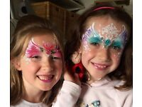 Forever Face Painting - Professional Face Painter & Glitter Tattoos