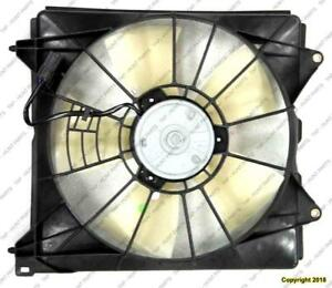 Radiator Fan Assembly 4-Cylinder Honda Accord 2008-2012