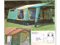 Cabanon MistralTrailer Tent