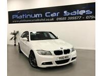 BMW 3 SERIES 320D M SPORT BUSINESS EDITION (white) 2010