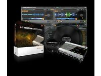 Native INSTRUMENTS Traktor Scratch Pro 2 A10 DJ DVS System