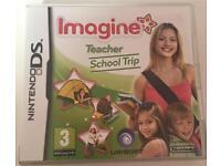 "Nintendo DS ""Imagine Teacher- school trip"""