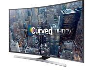 """Curved Samsung 55"""" ultra hd tv ju7500"""