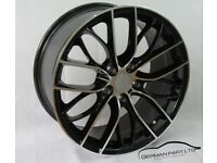 M-PERFORMANCE STYLE 20INCH WHEELS F10/F30/F32 -3 SERIES 4 SERIES 5 SERIES STAGGERED