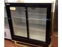 Double Door Bar fridge - EN111 SR