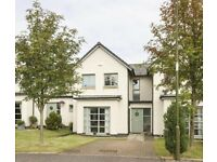 FOR RENT: Modern Fully Furnished 2 or 3 bedroom terraced house with gardens & parking in Bo'ness