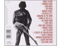 Bruce Springsteen T-Shirt & CD Album