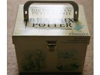 World of Peter Rabbit by Beatrix Potter - Original & Authorized edition Presentation Box (Vol. 1-12)
