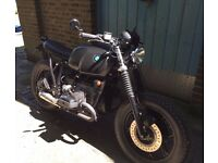 BMW R80 RT Bobber Mono Shock
