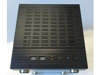 NAS Server / Case Mini ITX with Atom 1.6GHz, 256GByte Hard Disk , 4Gbyte RAM, keyboard, mouse...