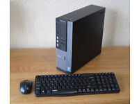 Dell OptiPlex 3020 SFF Base Unit With Intel CPU + NEW 500 GB Solid State Drive