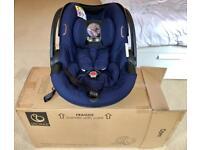 New BeSafe iZi Go Modular Car Seat by STOKKE