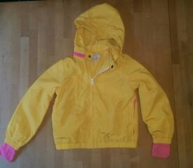 Stella McCartney Girls Yellow Jacket Age 6