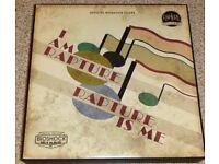 """Bioshock Collector's Vinyl LP """"I am Rapture, Rapture is me"""""""